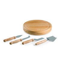 Circo - Circo-Cheese Board With Tools Round