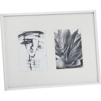 Gallery 5x7 Brushed Silver Picture Frame