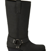 FOREVER 21 Faux Suede Riding Boots