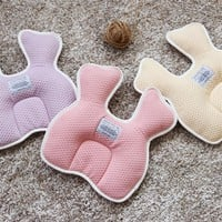 Baby Pillow Healthy Sleeping Bedding Orthopedic Kids Neck Pillow Child Breathable Children Slow Rebound Stereotype Rabbit Ears