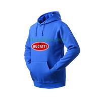 Bugatti Style Casual Women and mens' Hoodies Plus Size