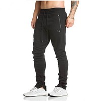 Mens Pants Casual Trouser Joggers