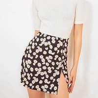 Oops A Daisy Mini Skirt