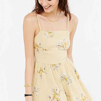 Kimchi Blue Rosey Posey Romper