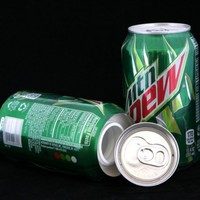 Diversion Safe Mountain Dew Safe Can