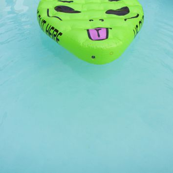 WE OUT HERE POOL FLOAT