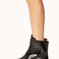 Modernist Laceless Boots