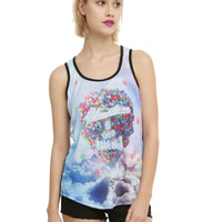 Disney Up Adventure Is Out There Sublimation Girls Tank Top
