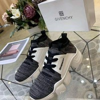 DCCK Givenchy  Women Casual Shoes Boots  fashionable casual leather