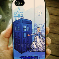 Tardis doctor who Cinderella iPhone Case And Samsung Galaxy Case
