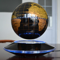 6 Inch Creative Electronic Magnetic Floating Globe