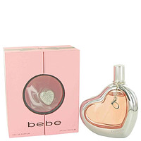 Bebe by Bebe Eau De Parfum Spray 3.4 oz