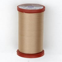 Upholstery Thread, Natural Coats and Clark Upholstery Button Thread, Extra Strong Nylon, 150 yds