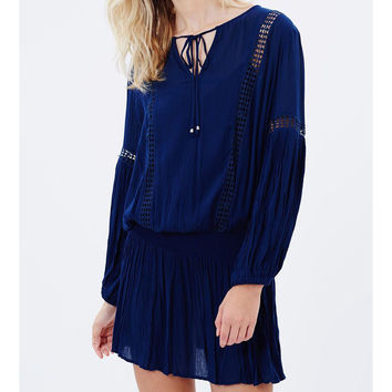 Hawking Mini Dress by Ministry of Style