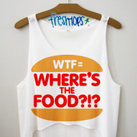 Where's the Food Crop Top