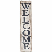 Red Shed Welcome Wood Plaque at Tractor Supply Co.