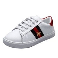 Kids Sneaker Fashion Casual Leather Shoes