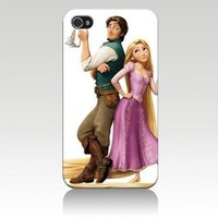 Tangled Hard Case Skin for Iphone 4 4s Iphone4 At&t Sprint Verizon Retail Packing.