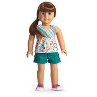 American Girl® Clothing: Easy Breezy Outfit + Charm