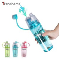 Creative Outdoor Dual-use Plastic Bottle For Water