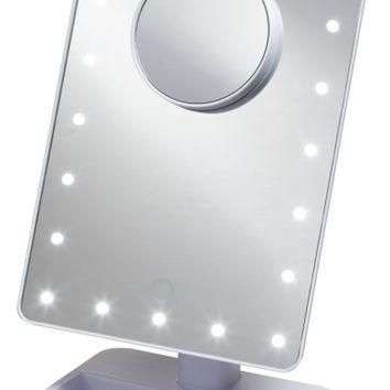 Impressions Vanity Co. Touch XL Dimmable LED Makeup Mirror with Removable 5x Mirror   Nordstrom