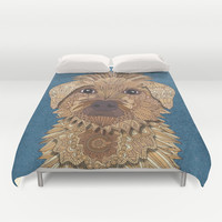 Wrigley Duvet Cover by ArtLovePassion