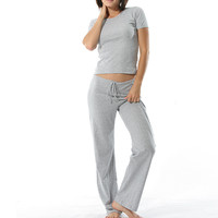 Sleepwear Lounge  Pajama Set S - 2XL