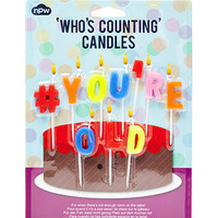 Counting Candles Set