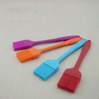 BBQ Bakeware Cake Pastry Bread Oil Cream Cooking Basting Brush Silicon USLS .Y