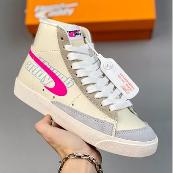 Nike Blazer Mid '77 VNTG High top versatile casual sports board shoes