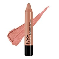 NYX - Simply Nude Lip Cream - Disrobed - SN03