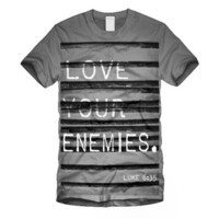 **NOT FOR SALE** Pray for your enemies for the things ... - crossstitchapparel @ Instagram Web Interface - 5th village