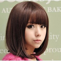 Short Kawaii Wig