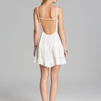Olivaceous Dress - Babydoll Lace   Bloomingdales's