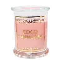 Mademoiselle Scented Soy Wax Candle