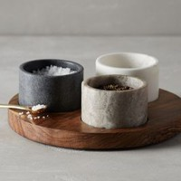 Striped Marble Serveware by Anthropologie