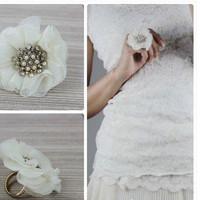Diamond-studded chiffon lace exaggerated female big ring finger ring hot style fairy summer wedding bride love gifts