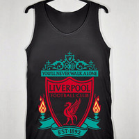 You'll Never Walk Alone Liverpool for Tank Top Mens and Tank Top Girls