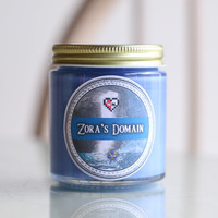 Zora's Domain Soy Candle (4 oz.)