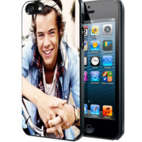 Harry Styles One Direction Samsung Galaxy S3 S4 S5 Note 3 , iPhone 4 5 5c 6 Plus , iPod 4 5 case