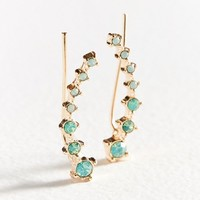 Elizabeth Climber Earring   Urban Outfitters