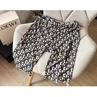DIOR Hot Sale Women Fashion Women Cycling Shorts 3#
