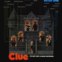 Clue 11x17 Movie Poster (1985)