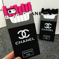 IPHONE 6 4.7 - LUXURY SILICONE CIGARETTE CASE