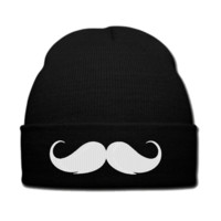 MUSTAGE  beanie or SNAPBACK hat