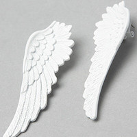 The Angel Wings Earring in White : Wildfox : Karmaloop.com - Global Concrete Culture