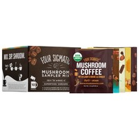 Mushroom Sampler Mix - Four Sigmatic | Sephora