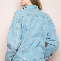 Kelly Denim Jacket - Outerwear - Clothing