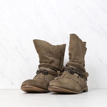 Musse & Cloud - Anaeh Boots in Brown