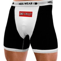 And Chill Mens NDS Wear Boxer Brief Underwear